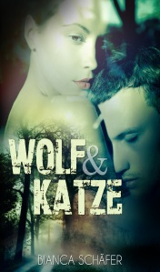 Wolf und Katze