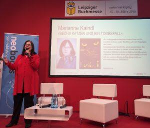 Indie Autor Preis 2018 Marianne Kaindl Sechs Katzen und ein Todesfall