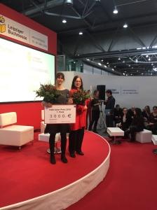 Indie Autor Preis 2018 Leipziger Buchmesse Engel Kaindl