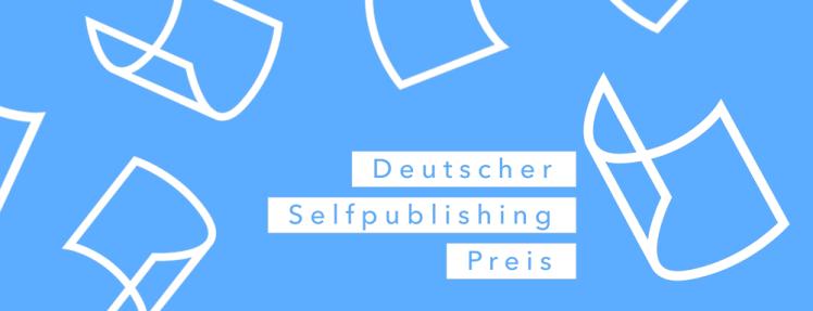 Deutscher Selfpublishing-Preis 2018 Banner
